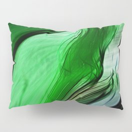 Liquid Grass Pillow Sham