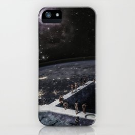 The Stars Hotel iPhone Case