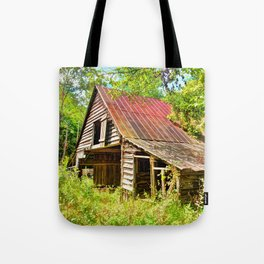 Russell Farmstead Tote Bag