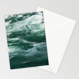 Raging Rapids Stationery Cards