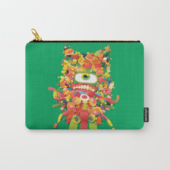 Sweet Monster Carry-All Pouch