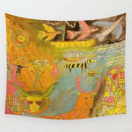 Magical Thinking Wall Tapestry