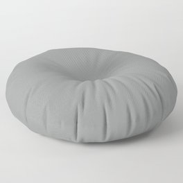 Neutral Gray Floor Pillow