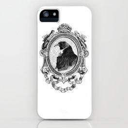 Old Black Crow iPhone Case