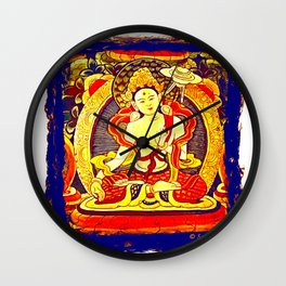 Thanka (1) Wall Clock