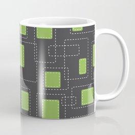 Got Me In Stitches - Green Coffee Mug