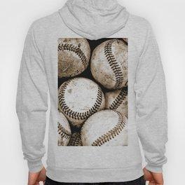 Bucket of baseballs Hoody