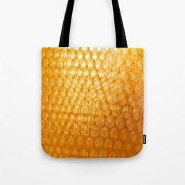 Honeycomb Morning Tote Bag
