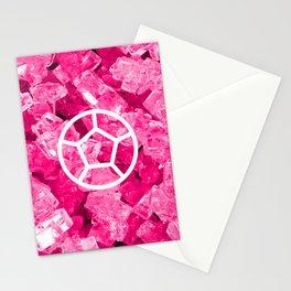 Rose Quartz Candy Gem Stationery Cards