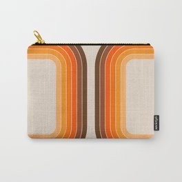 Tan Tunnel Carry-All Pouch