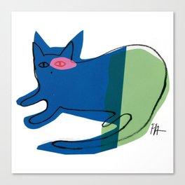 CAT CAT Canvas Print
