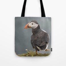 Puffin Tote Bag