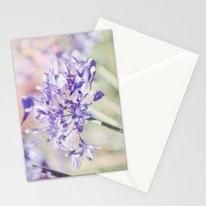 Agapanthus 1 Stationery Cards