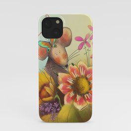Spring Mouse iPhone Case