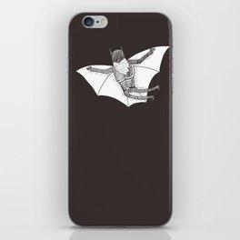 Batbeard iPhone Skin