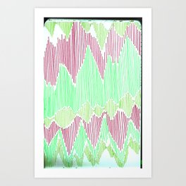 lineage Art Print