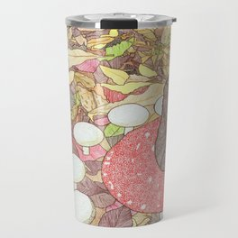 Clerk to the Circle Travel Mug