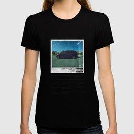 Kendrick Lamar - good kid, m.A.A.d city (Deluxe) - Album Art T-shirt