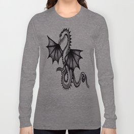 dragon city Long Sleeve T-shirt