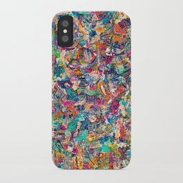 BrazenblazenOh iPhone Case