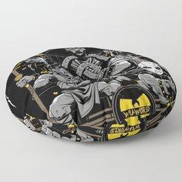 Wu Tang Forever Floor Pillow