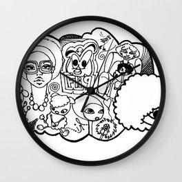 i dream... Wall Clock