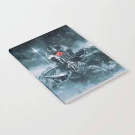 Audience With The Titan Notebook