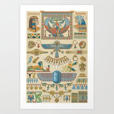 Egyptian 1 Art Print