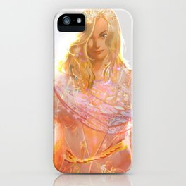 """Aphrodite (""""Charm of of the Ancient Enchantress"""" Series) iPhone Case"""