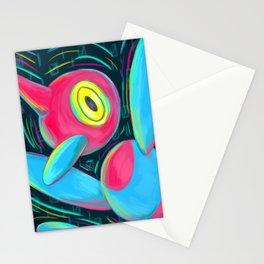 Porygon Z Stationery Cards