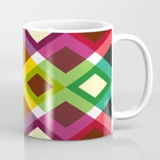 Squares & Colours Mug