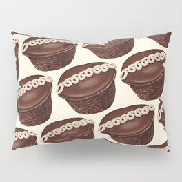 Cupcake Pattern Pillow Sham