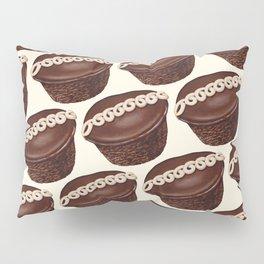 Cupcake Pattern Pillow Sham