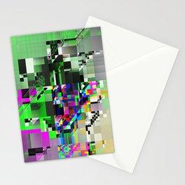 2 pyramids Stationery Cards