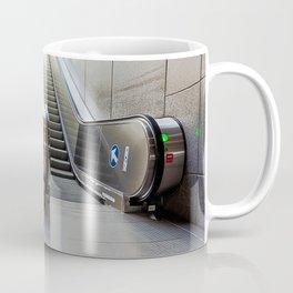 escalator Coffee Mug