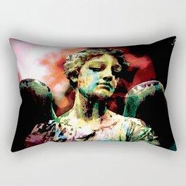 Angel colors fashion Jacob's Paris Rectangular Pillow