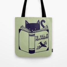 How To Kill a Mockingbird Tote Bag