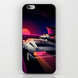 Cliffside Racers iPhone Skin