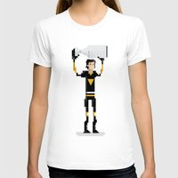 pittsburgh T-shirts featuring Pittsburgh Hockey by John Trivelli