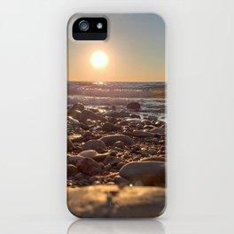 Majestic Beach Sunset iPhone Case
