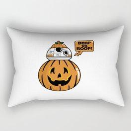 Boop or Beep Rectangular Pillow