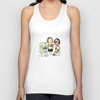 baking Tank Tops featuring Baking Advice by Sophie Corrigan
