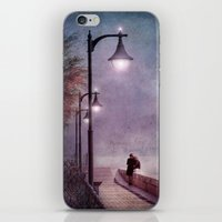 italian iPhone & iPod Skins featuring ITALIAN LOVE by INA FineArt
