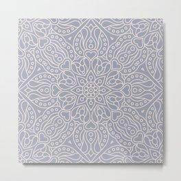 Mandala 40 Metal Print