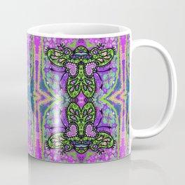 Butterfly Beetle Funk Coffee Mug