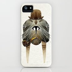 walrus iPhone (5, 5s) Slim Case