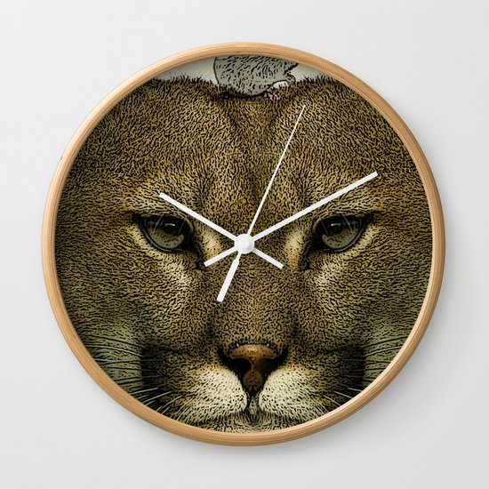 tom and jerry Wall Clock