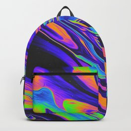 TILL THE WEATHER CHANGES Backpack