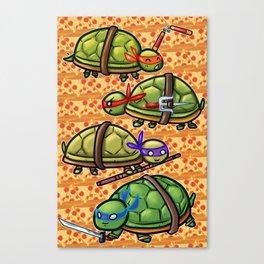 Teenage Ninja Turtles Canvas Print