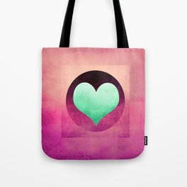 Ace of Heart IV Tote Bag